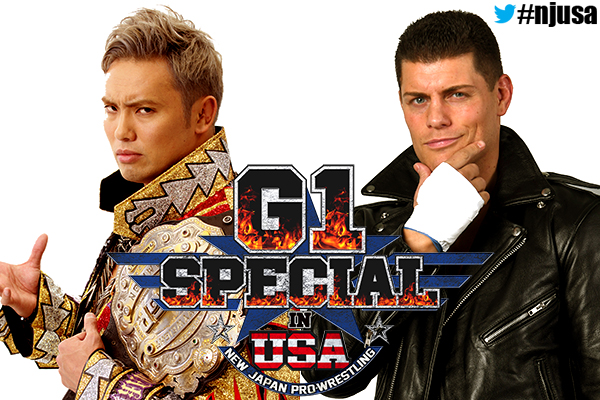 NJPW G1 Special In USA Day 1