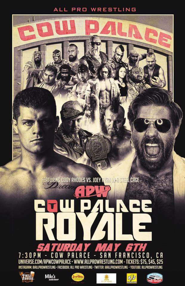 APW Cow Palace Royale
