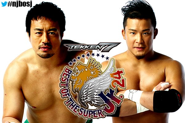 NJPW Best of the Super Jr. 24 Day 11