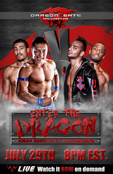 DGUSA Enter the Dragon 2012