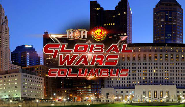 ROH Global Wars: Columbus