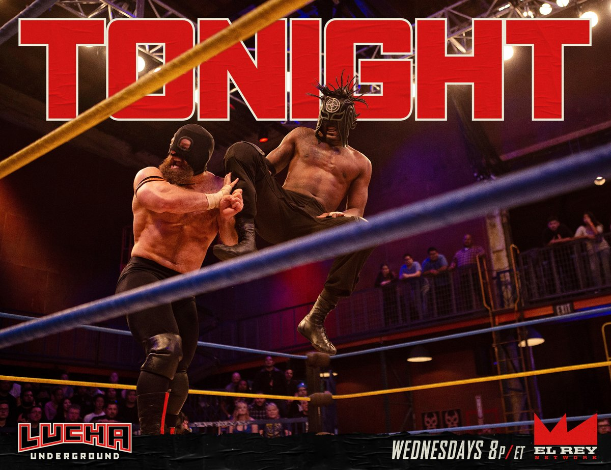 Lucha Underground S04E17: The Moth And The Butterfly