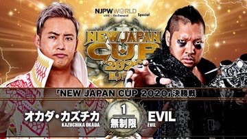 NJPW New Japan Cup 2020: Day 9
