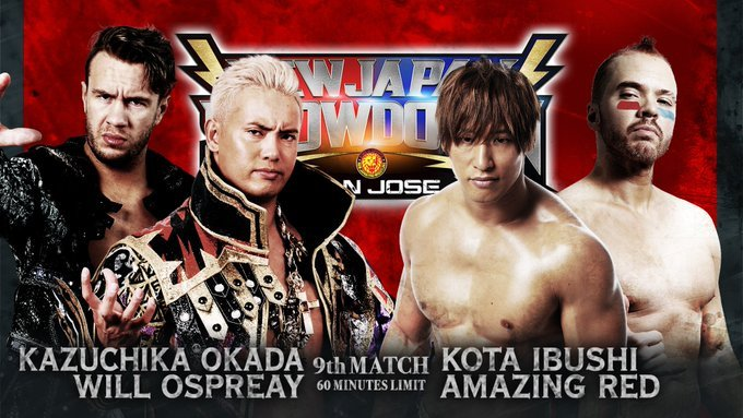 NJPW Showdown in San Jose