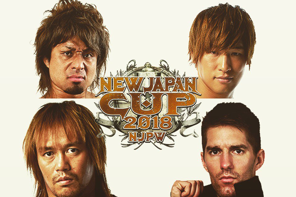 NJPW New Japan Cup 2018: Day 3