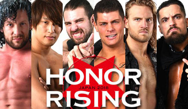 ROH/NJPW Honor Rising 2018: Night 1
