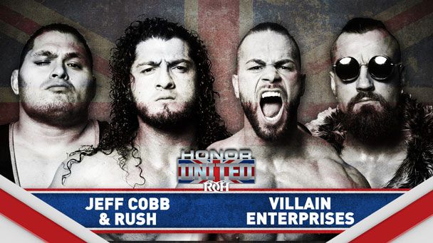ROH Honor United Tour 2019: London