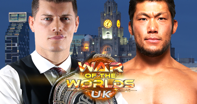 ROH War of the Worlds Tour UK: Liverpool