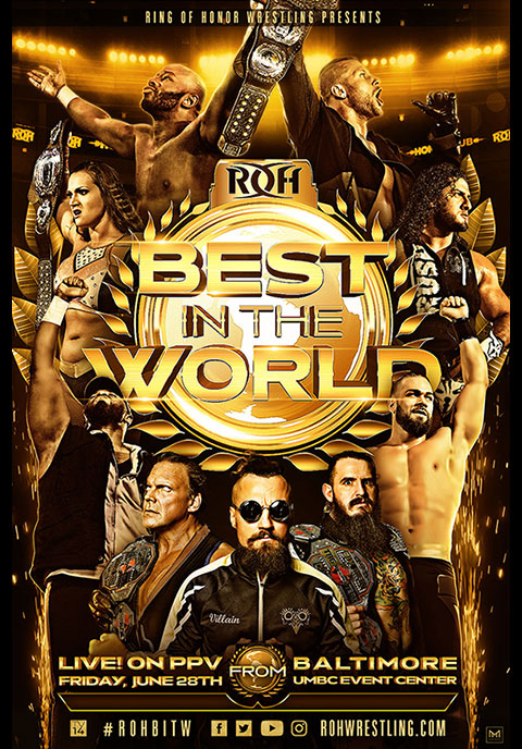 ROH Best in the World 2019