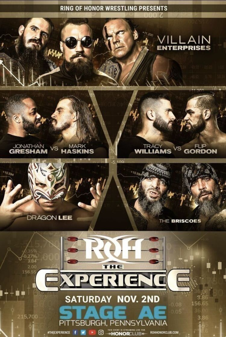 ROH The Experience 2019