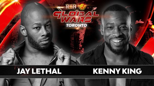 ROH/NJPW Global Wars Tour 2018: Day 4