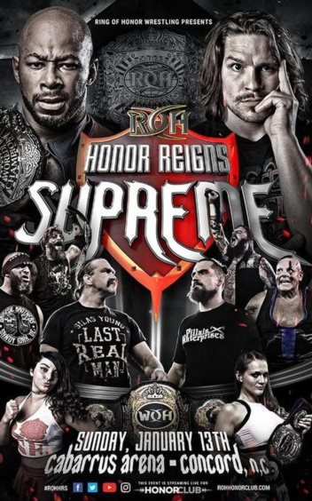 ROH Honor Reigns Supreme 2019