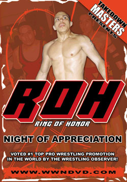 ROH A Night of Appreciation