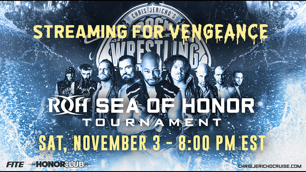 ROH Sea of Honor Tournament