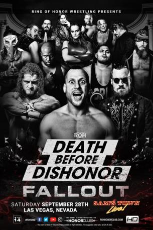 ROH Death Before Dishonor: Fallout