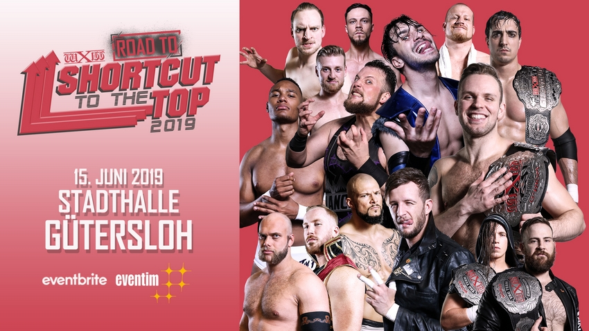 wXw Road to Shortcut to the Top 2019: Gutersloh