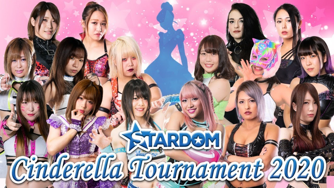 STARDOM Cinderella Tournament 2020, Part 1