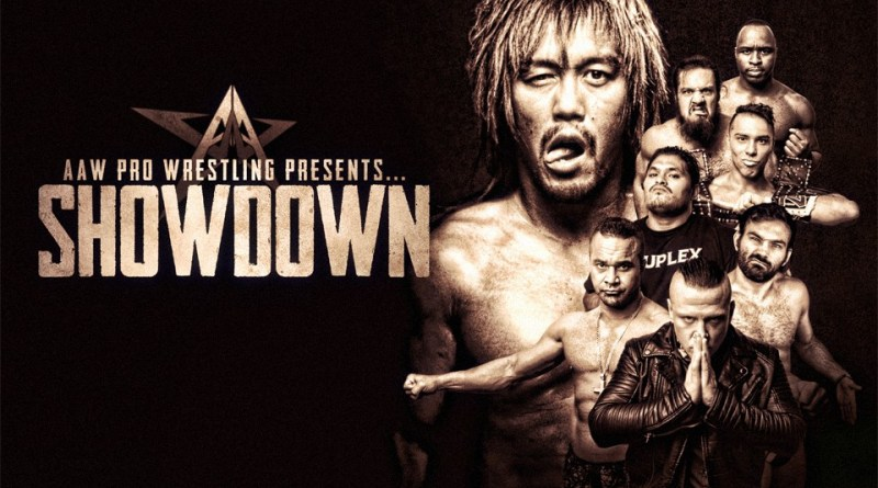 AAW Showdown 2018