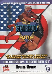 WCW Starrcade 1995: World Cup of Wrestling