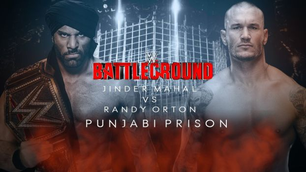 WWE Battleground 2017
