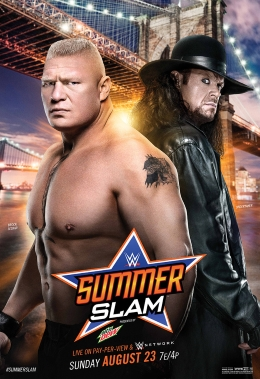 WWE Summer Slam 2015