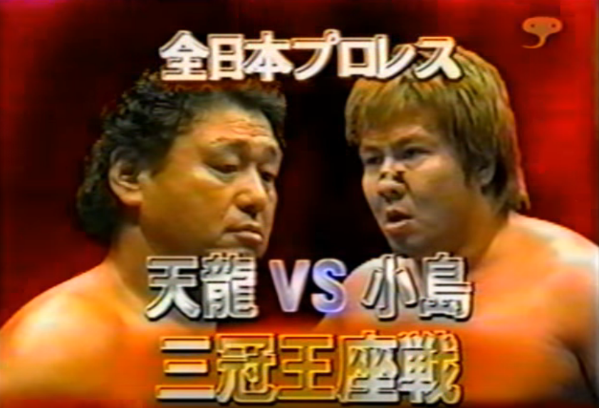 AJPW Summer Action Series 2002: Day 9