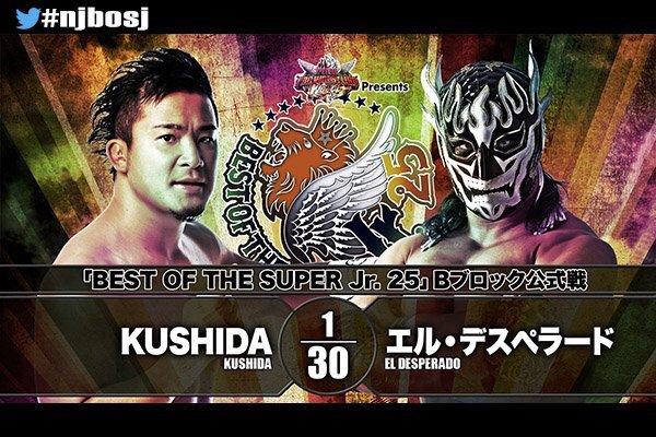 NJPW Best of the Super Juniors XXV: Day 10
