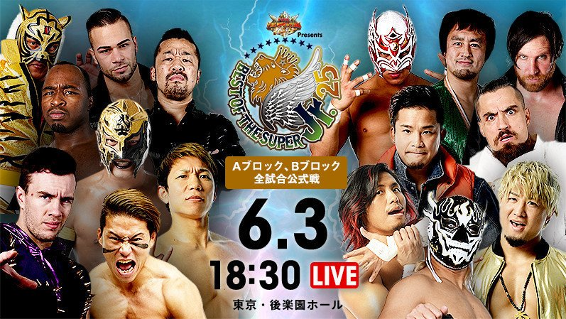 NJPW Best of the Super Jr. 25 - 6.3