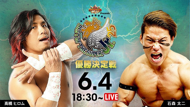 NJPW Best of the Super Jr. 25 Finals
