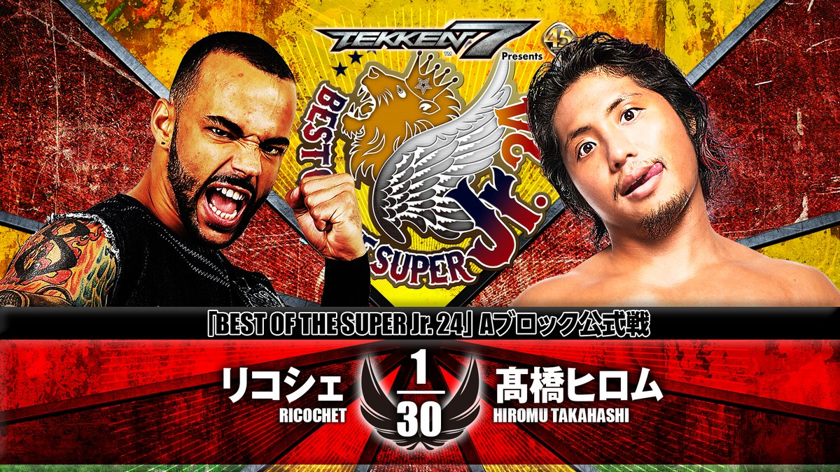 NJPW Best of the Super Jr. 24 Day 4