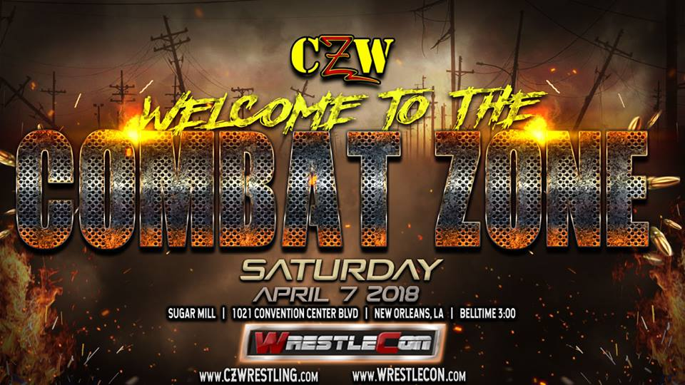CZW Welcome to the Combat Zone 2018