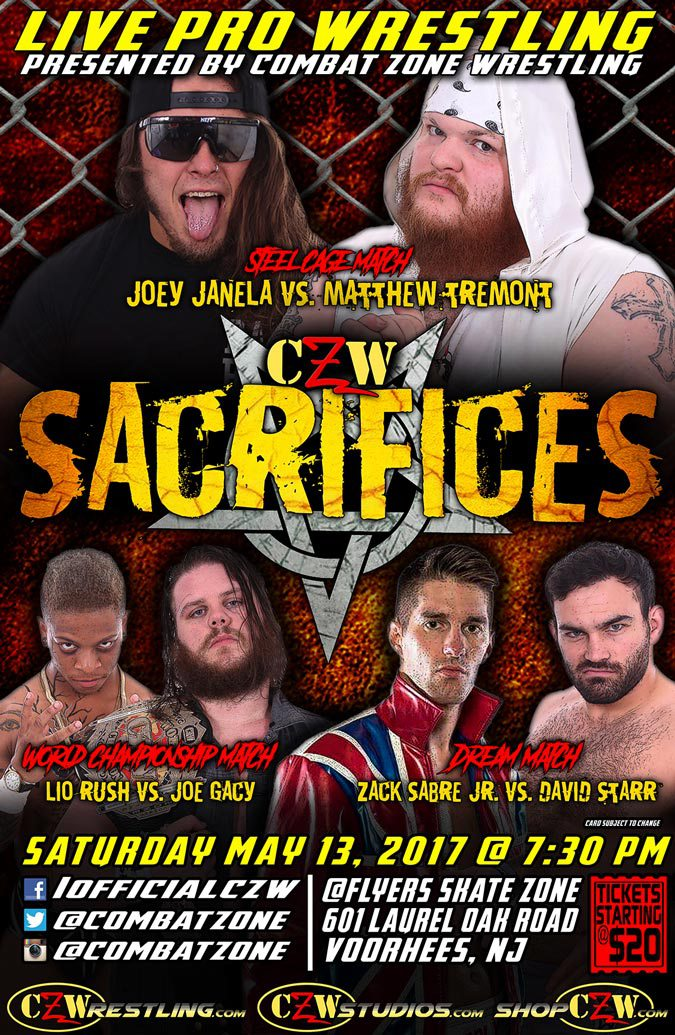 CZW Sacrifices