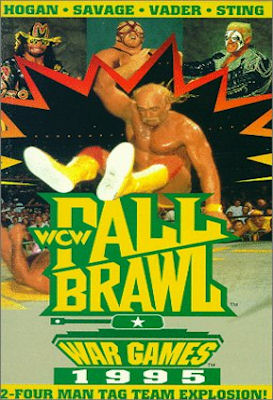 WCW Fall Brawl 1995: War Games