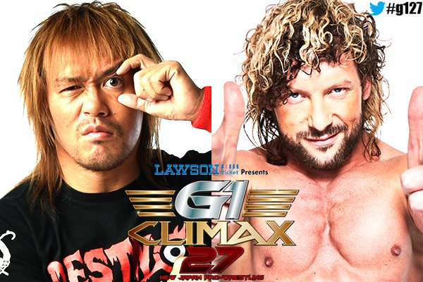 NJPW G1 Climax 27: Day 19 - Finals