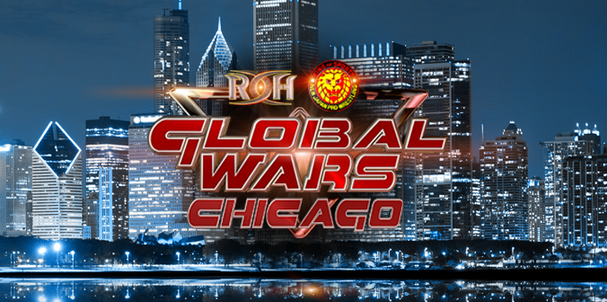 ROH Global Wars 2017: Chicago