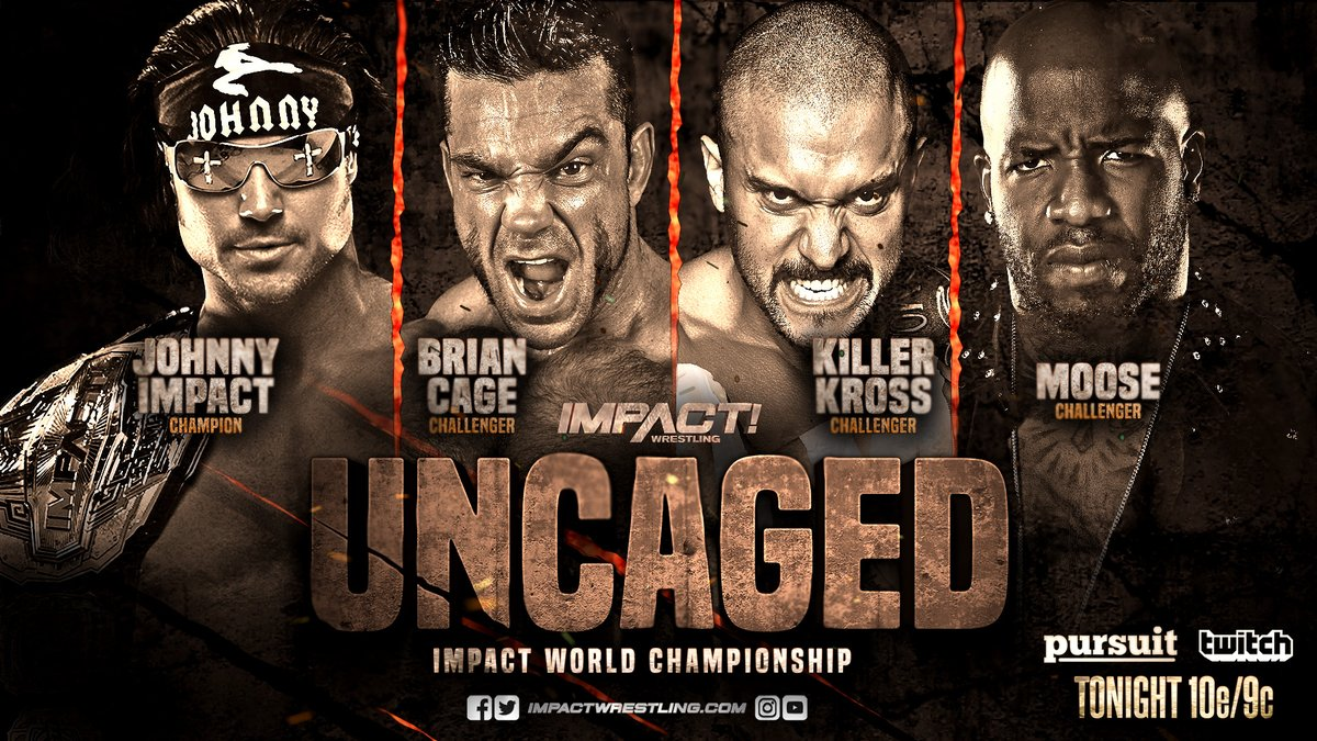 Impact Wrestling Uncaged