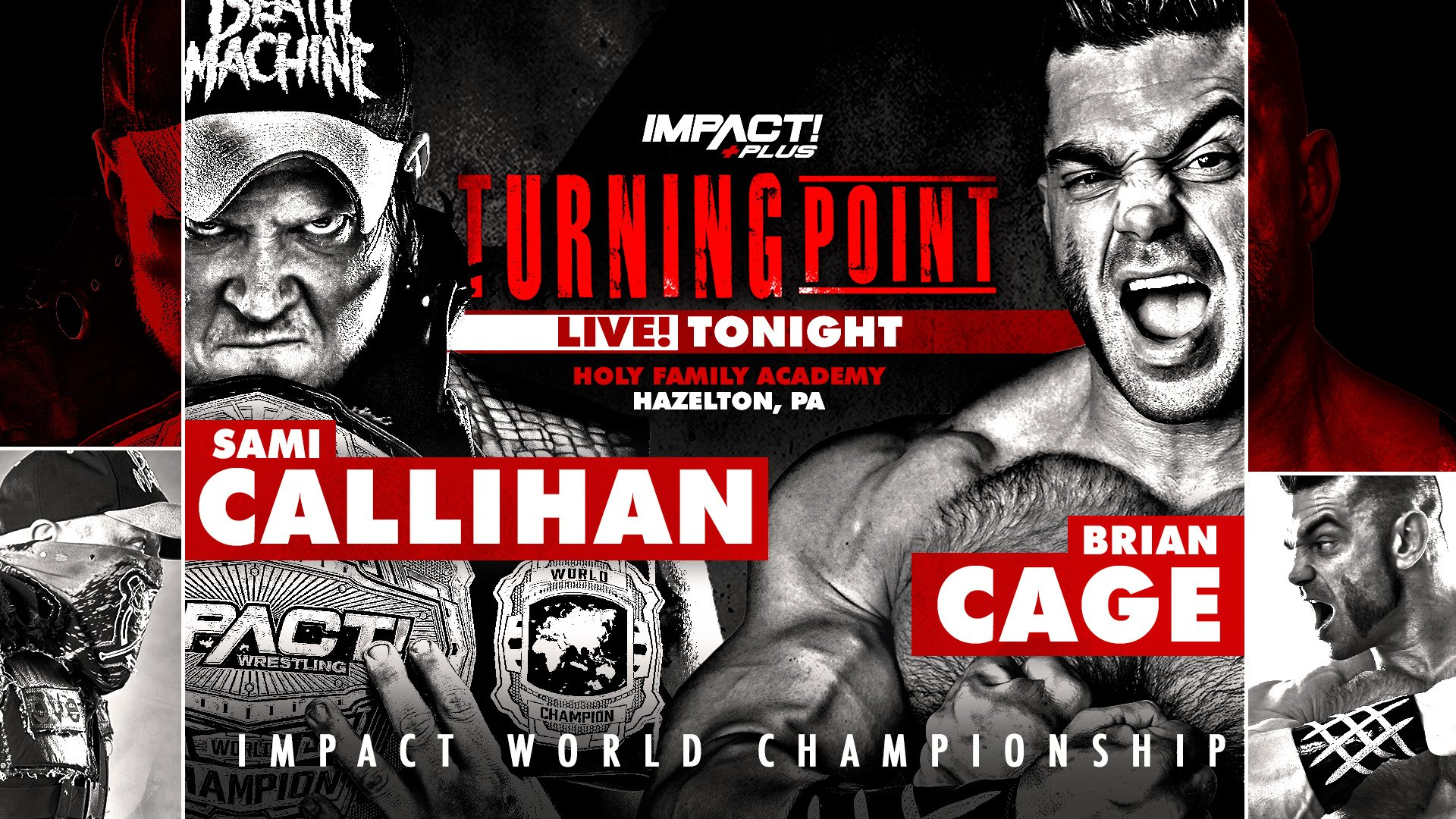 Impact Wrestling Turning Point 2019