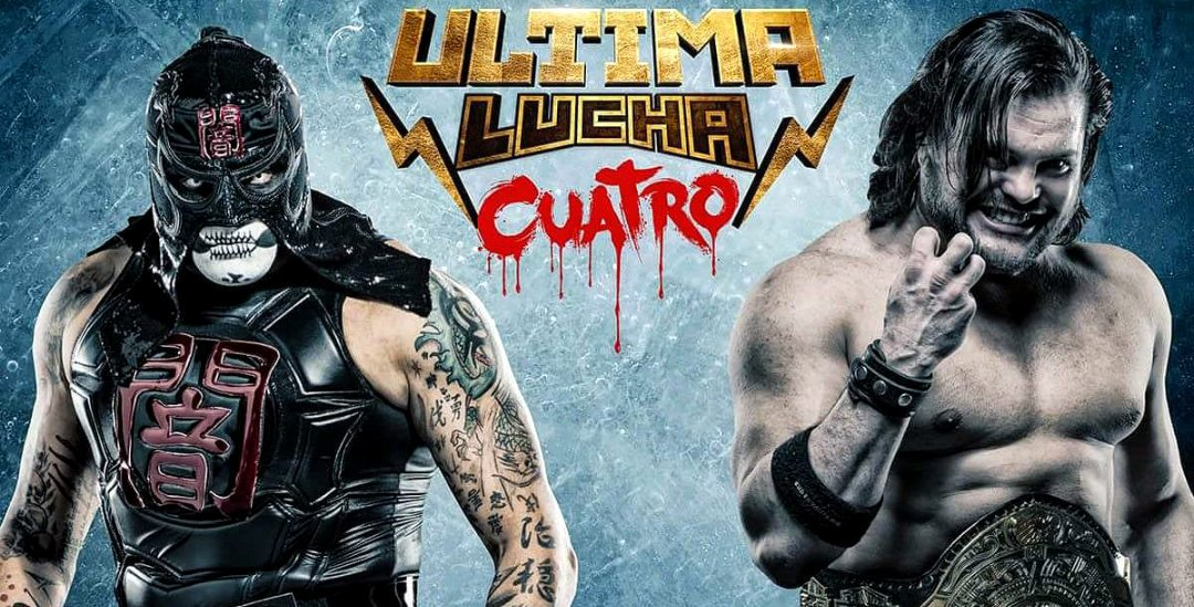 Lucha Underground Ultima Lucha Cuatro, Week Two
