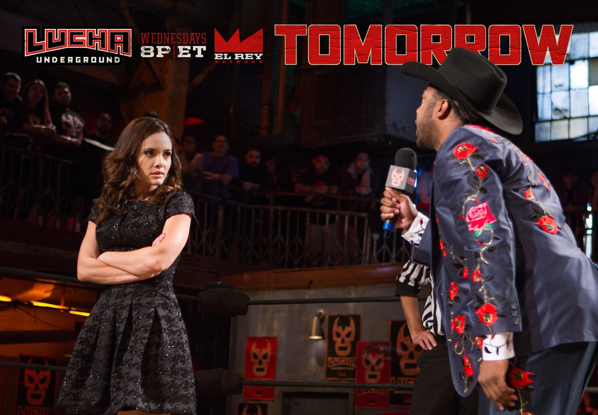 Lucha Underground S03E22: The Cup Begins