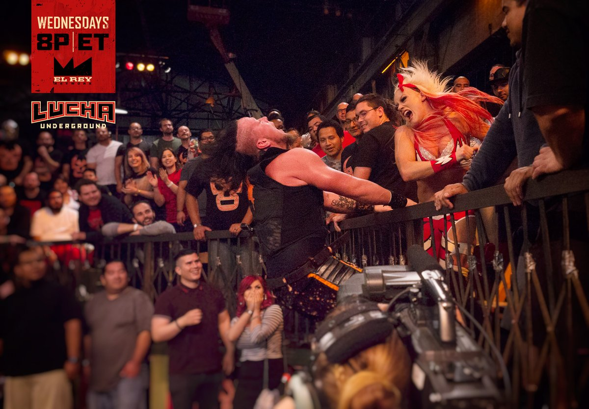 Lucha Underground S03E26: A Fenix to a Flame