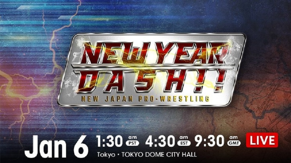 NJPW New Year Dash!! 2021