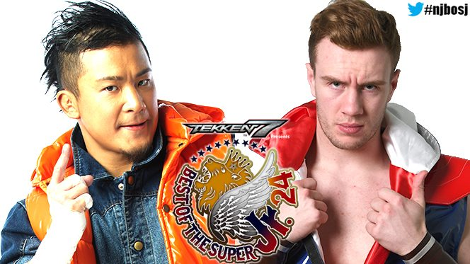 NJPW Best of the Super Juniors XXIV: Final Day