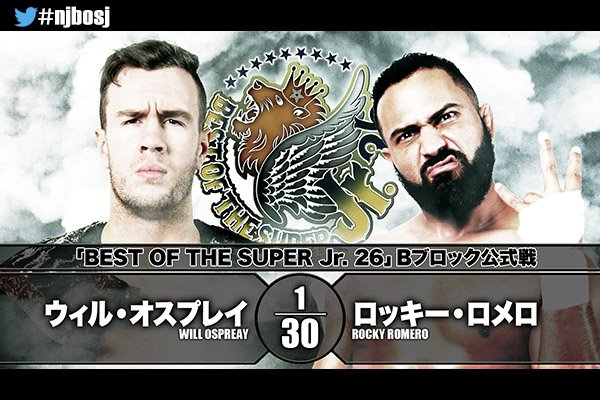 NJPW Best of the Super Juniors XXVI: Day 4
