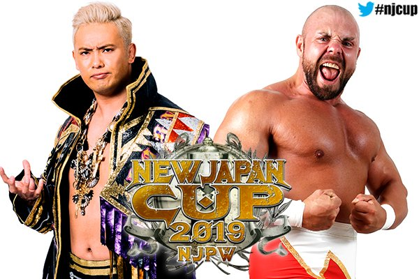 NJPW New Japan Cup 2019: Day 2