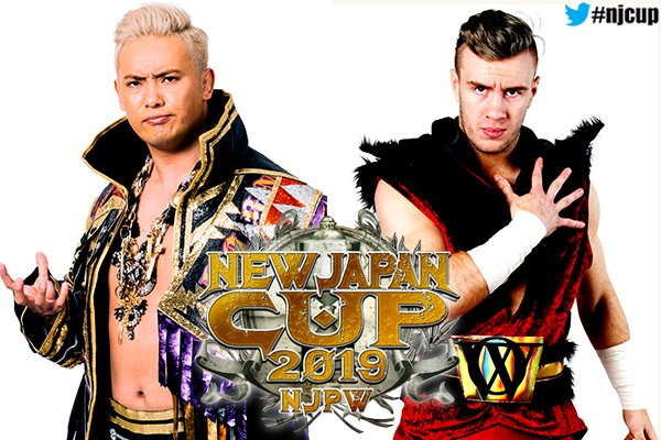 NJPW New Japan Cup 2019: Day 9