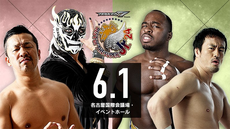 NJPW Best of the Super Jr. 24 Day 13