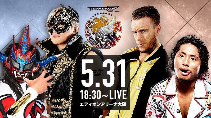 NJPW Best of the Super Jr. 24 Day 12