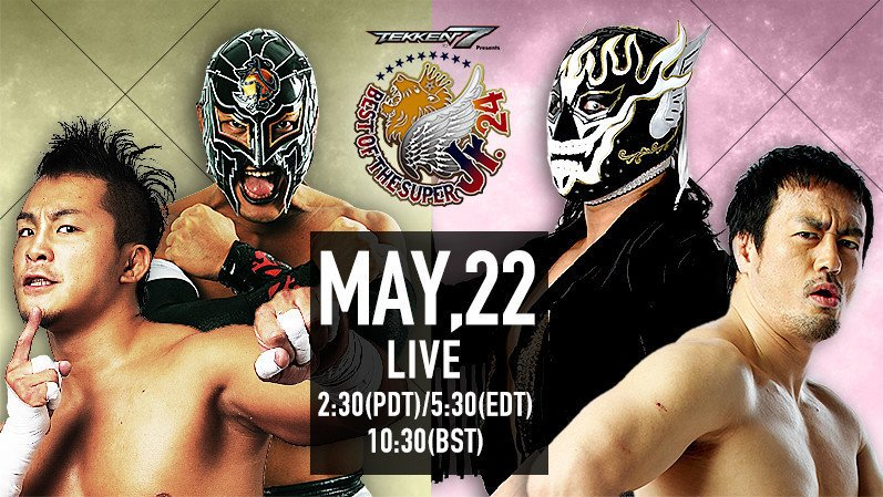 NJPW Best of the Super Jr. 24 Day 5