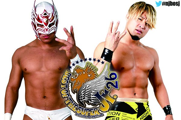 NJPW Best of the Super Juniors XXVI: Day 3