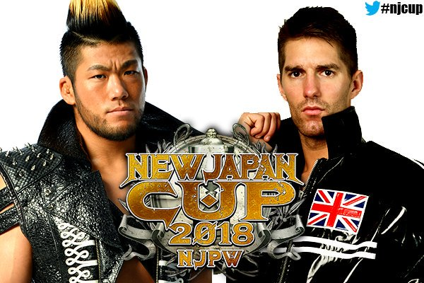 NJPW New Japan Cup 2018: Day 8